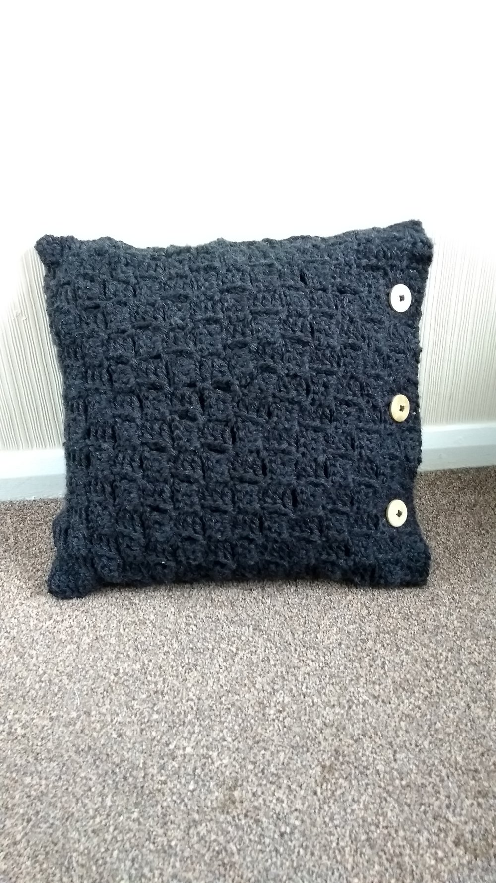 super chunky cushion august 2017