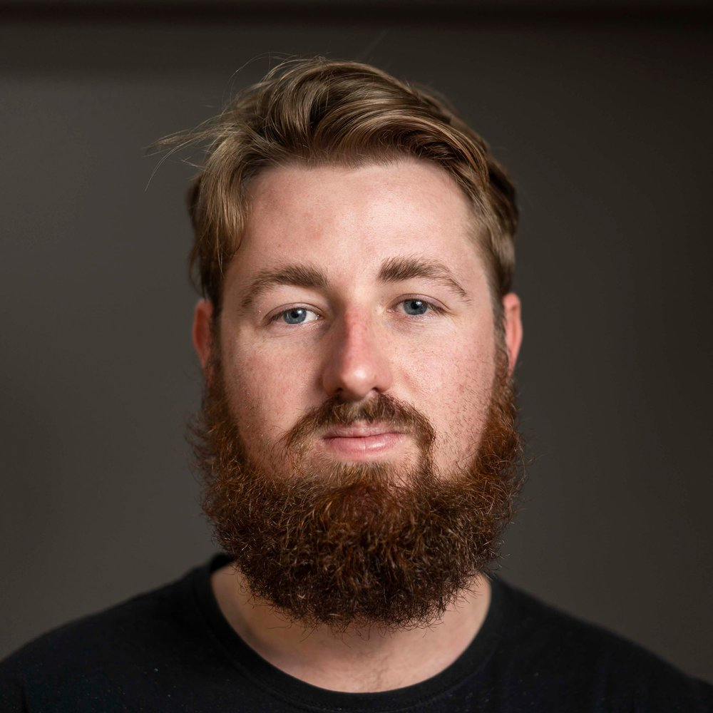 Justin Reid - Filmmaker / Editor'JR' can often be heard debating the nuances in political beliefs or sharing wisdom beyond his years. He's a weapon with a camera and knows a thing or two about sound design & storytelling. And just an all round good guy really.