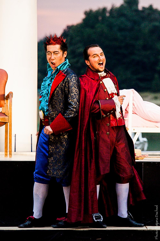 Il Barbiere di Siviglia as  Figaro   by Tatjana Dachsel