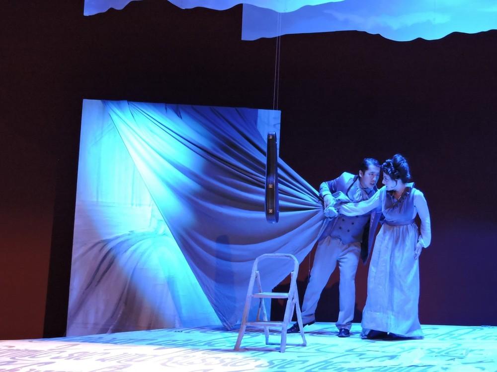 Les Contes d'Hoffmann as Lindorf, Coppélius, Dapertutto,  Dr. Miracle   By Ziegler/Eisenhard