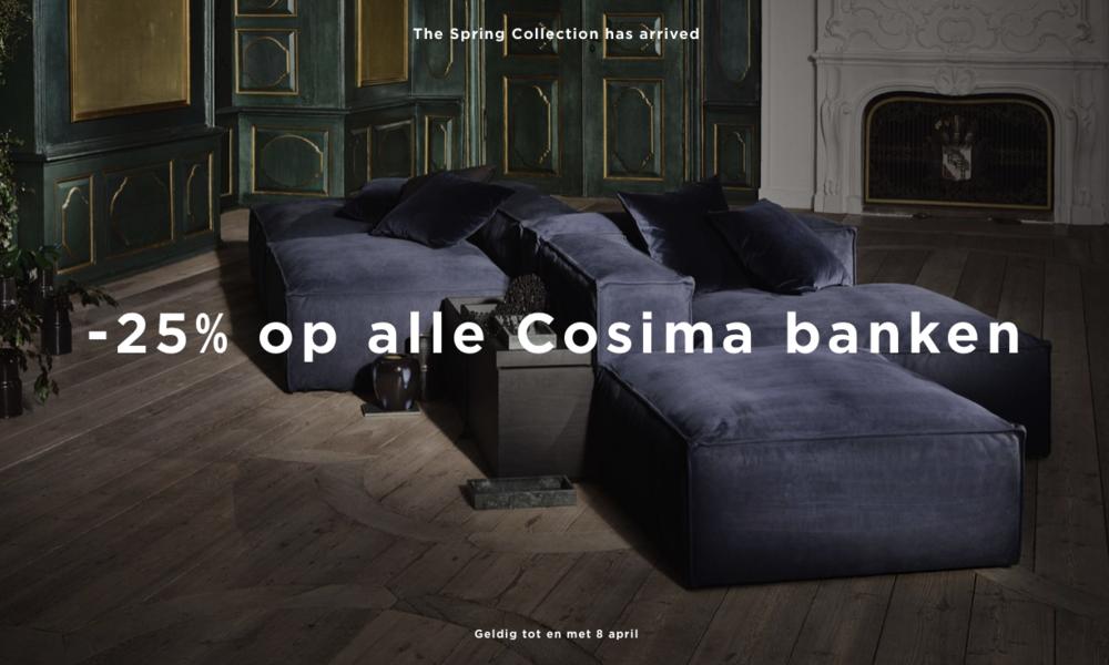 Cosima Sofa Bolia.com