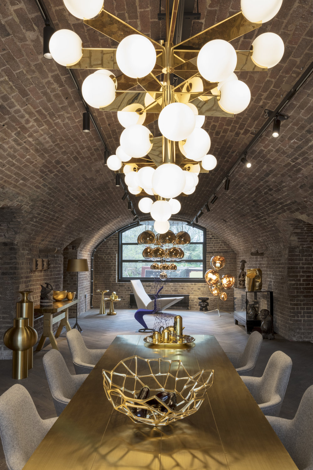 Tom Dixon The Coal House Showroom Interior