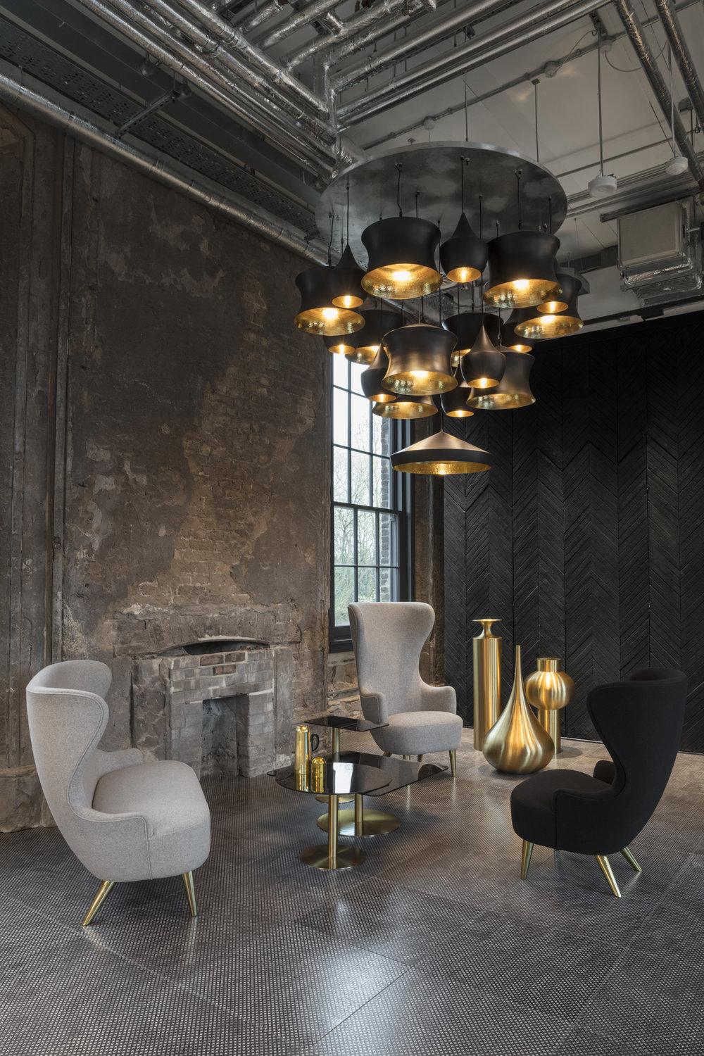 Tom Dixon The Coal House Interior