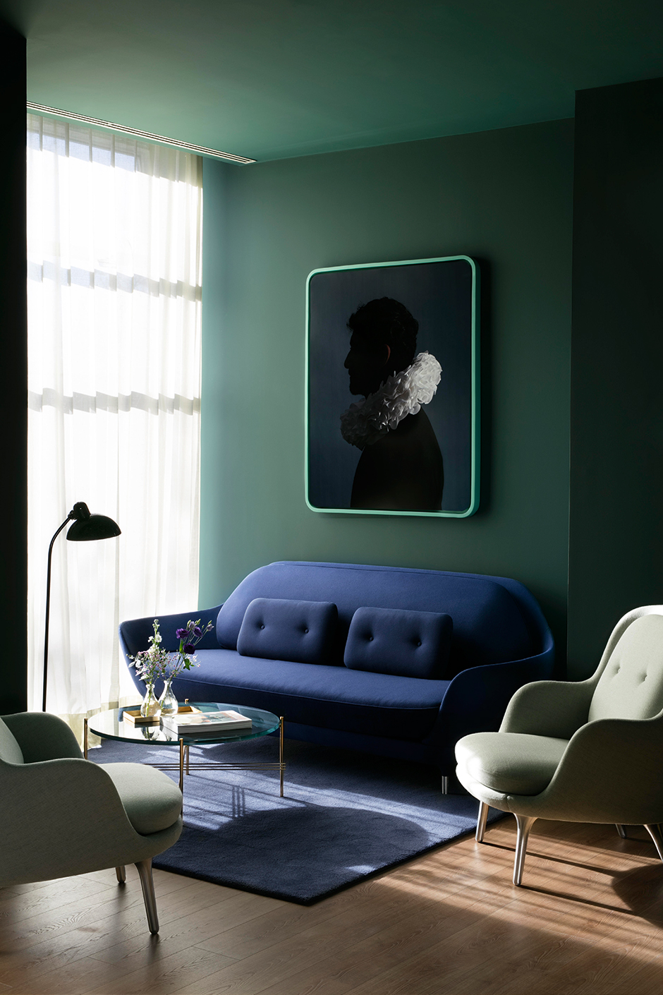 A New Mood Of Exuberance - Why Spaces with punch and personality are the future of interior design...