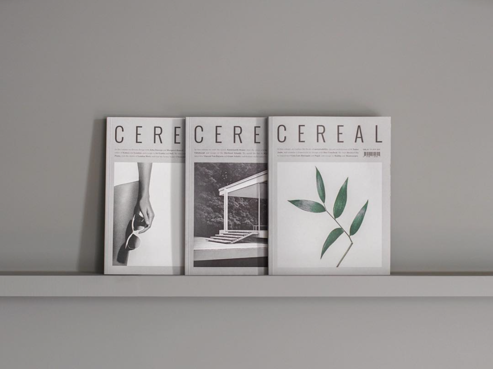 Top Ten Interior Instagram - Cereal Magazine