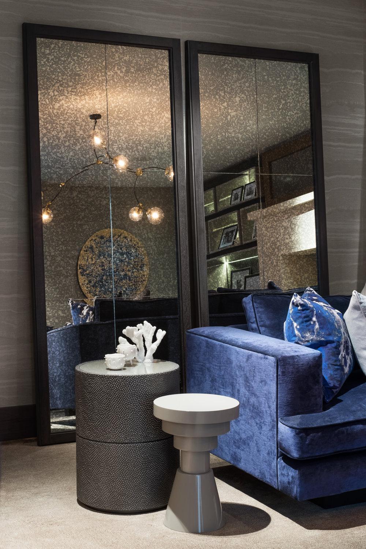 Rachel Usher Interior Design Bespoke Mirrors