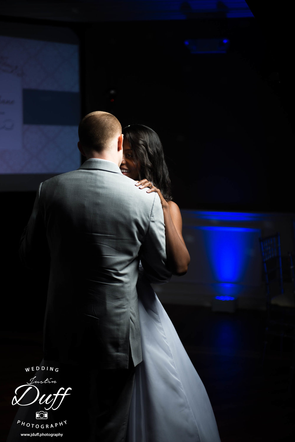 Fountains Golf Course Wedding - Royal Oak Photographer – Deanna & Shane Bride and groom first dance