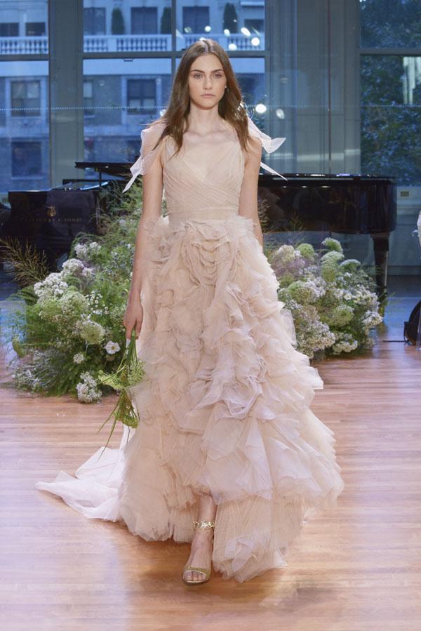 Monique Lhuillier Ballad Gown