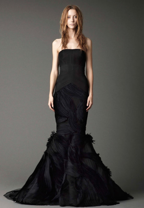 Vera Wang Jessica Gown