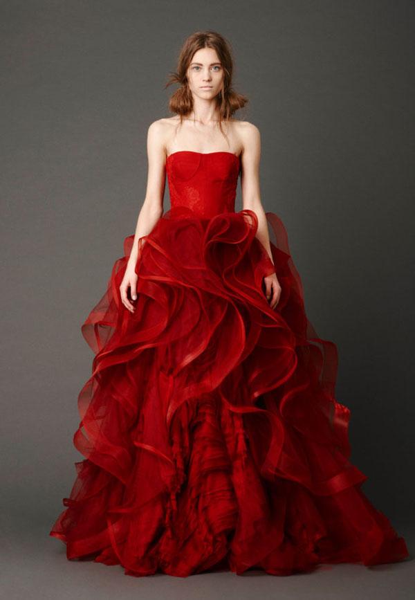 Vera Wang Katarina Gown