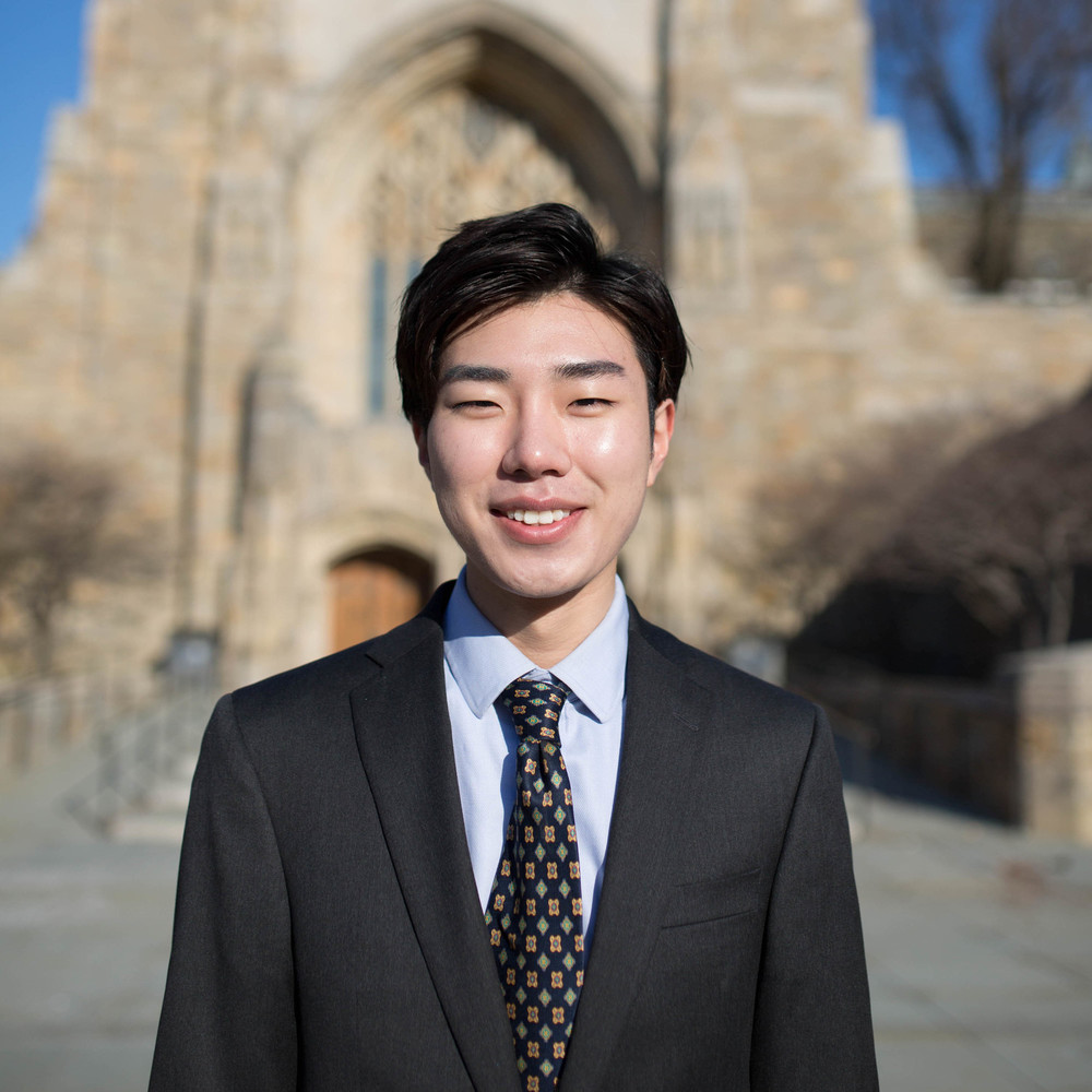 Co-President Mike Yoon