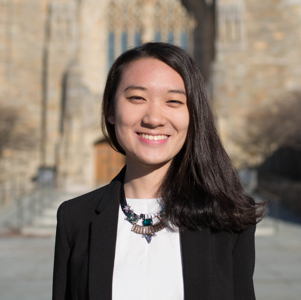 Co-Director of Committees and Crisis Planning Yixuan Yang