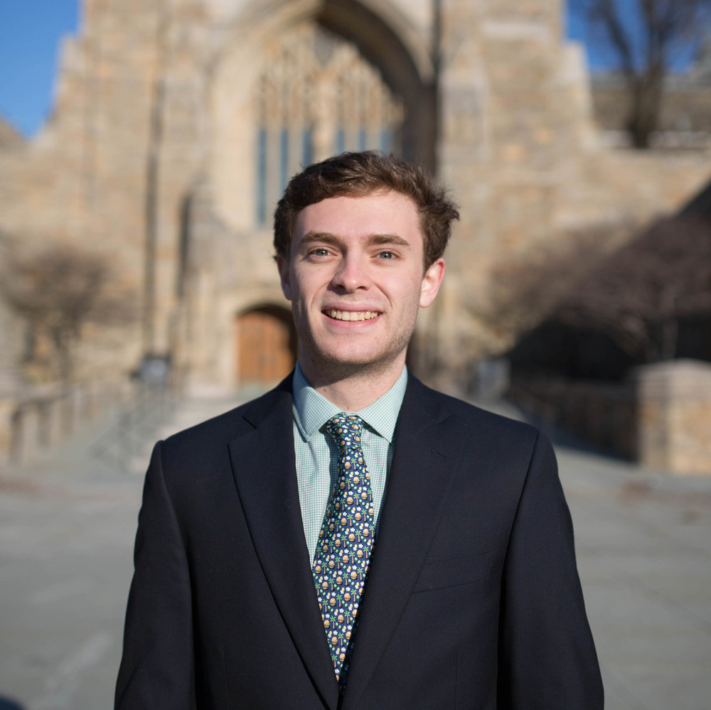Co-Director of Committees and Crisis Planning Samuel Cummings