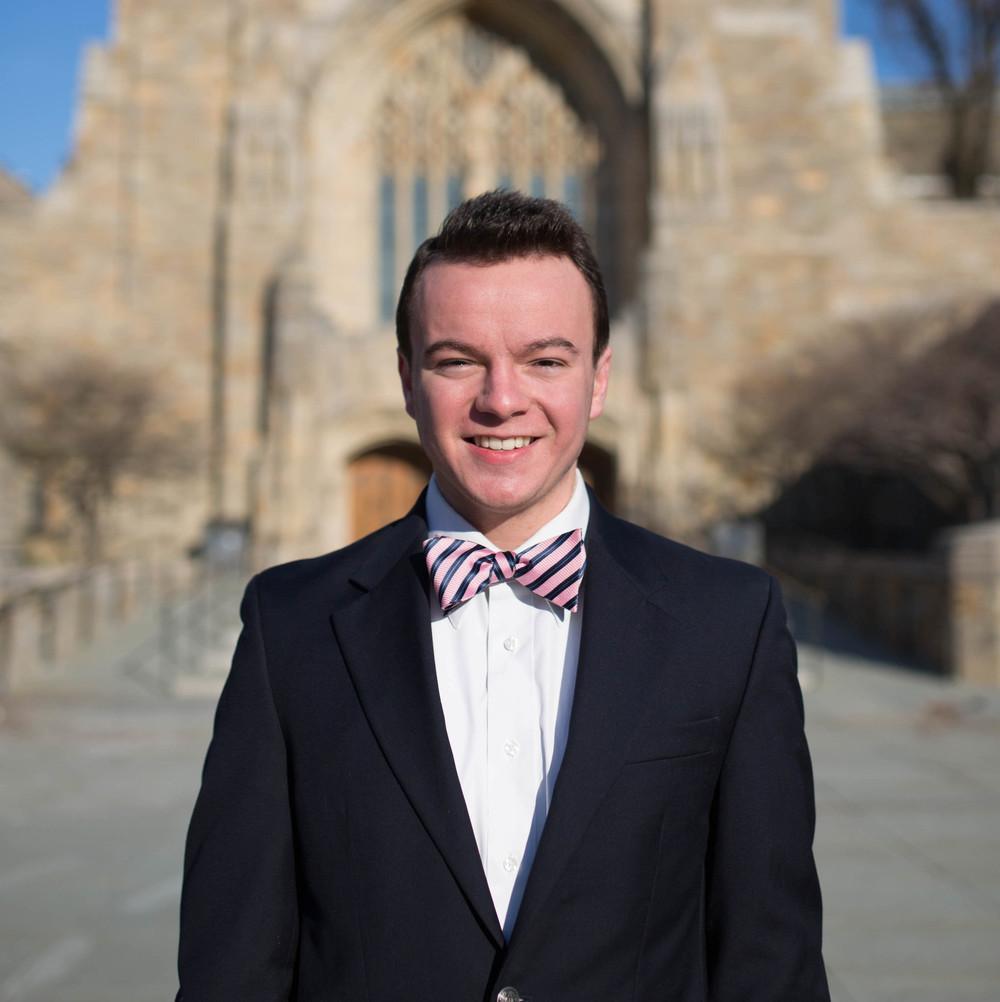 Co-Director of Recruitment Justin Knapp