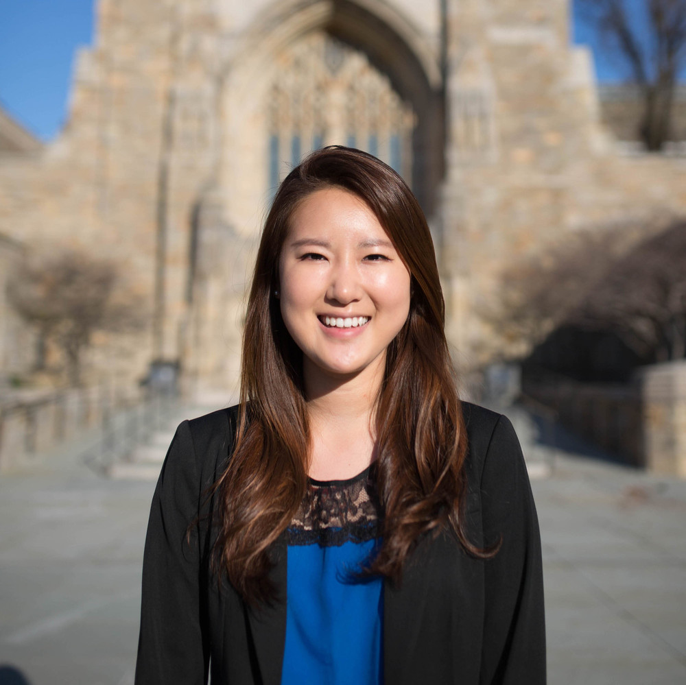 Co-Director of Recruitment Katie Choi