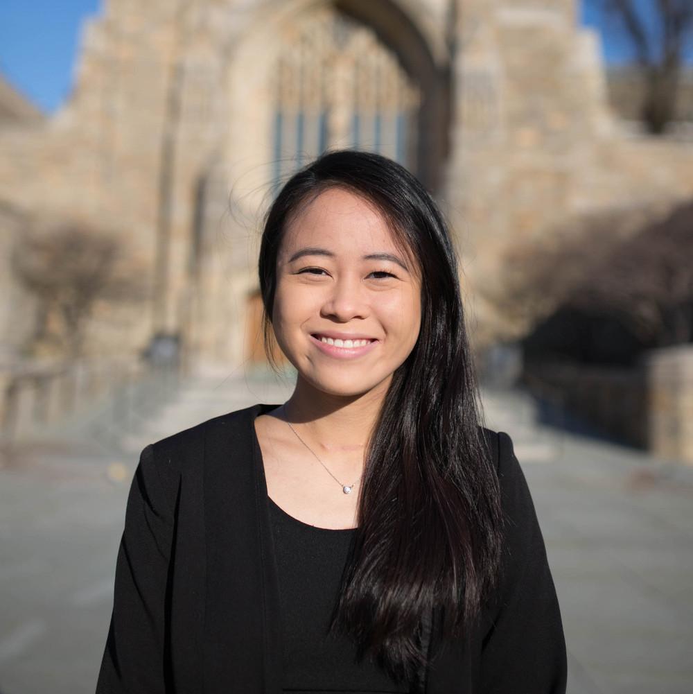 Director of Sponsorships Ginger Li