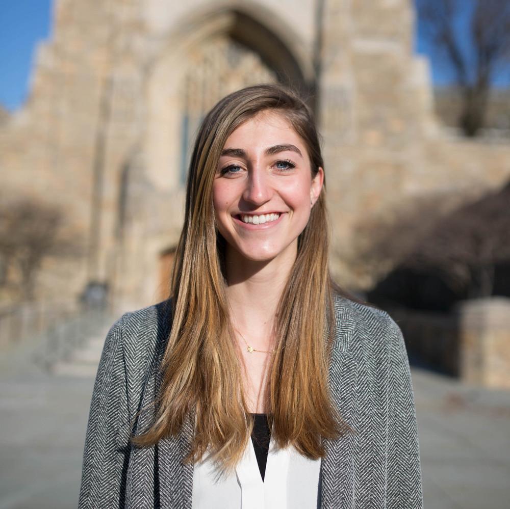 Co-Director of Recruitment Amanda Taheri