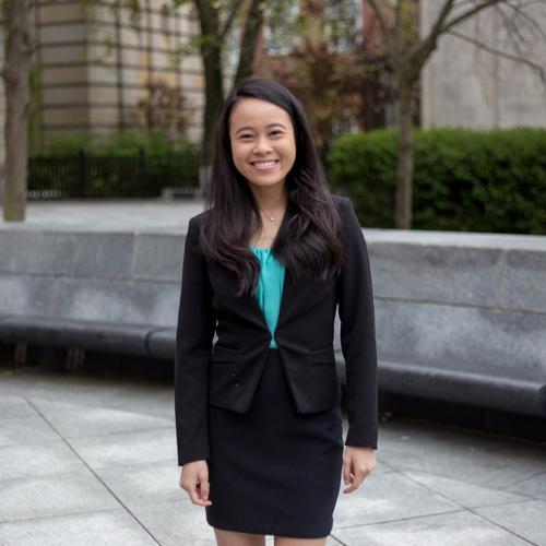 Director-General of Operations Ginger Li