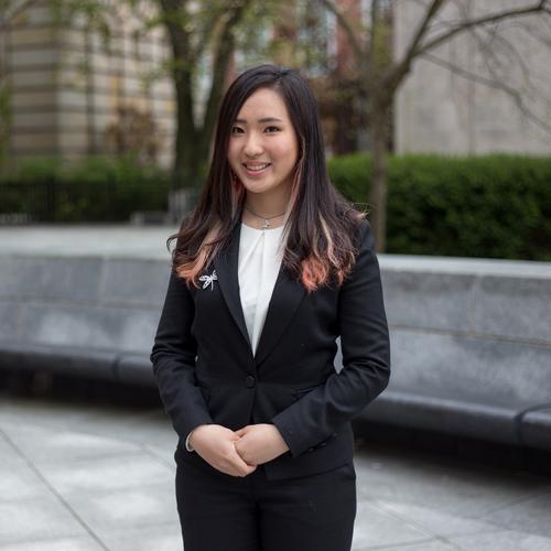 Under-Secretary General of International Delegations Yoojin Han