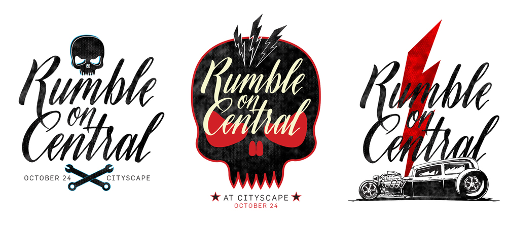 Rumble on Central