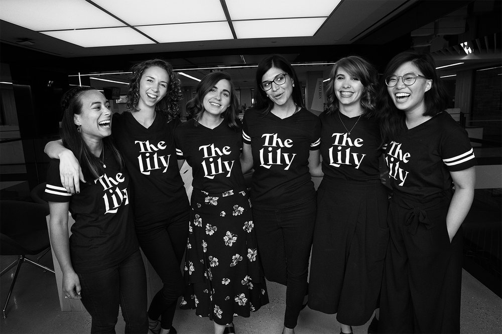 Team Lily aka Ashley Nguyen, Amy Cavenaile, Amy King, Neema Roshania Patel, Rachel Orr, Carol Shih. (Jesse Dittmar)