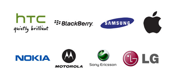 We service these brands and Much More!