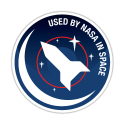Used on the International Space Station by NASA