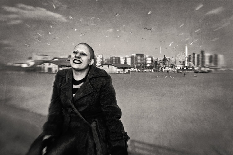 [2012] Jen, Coney Island