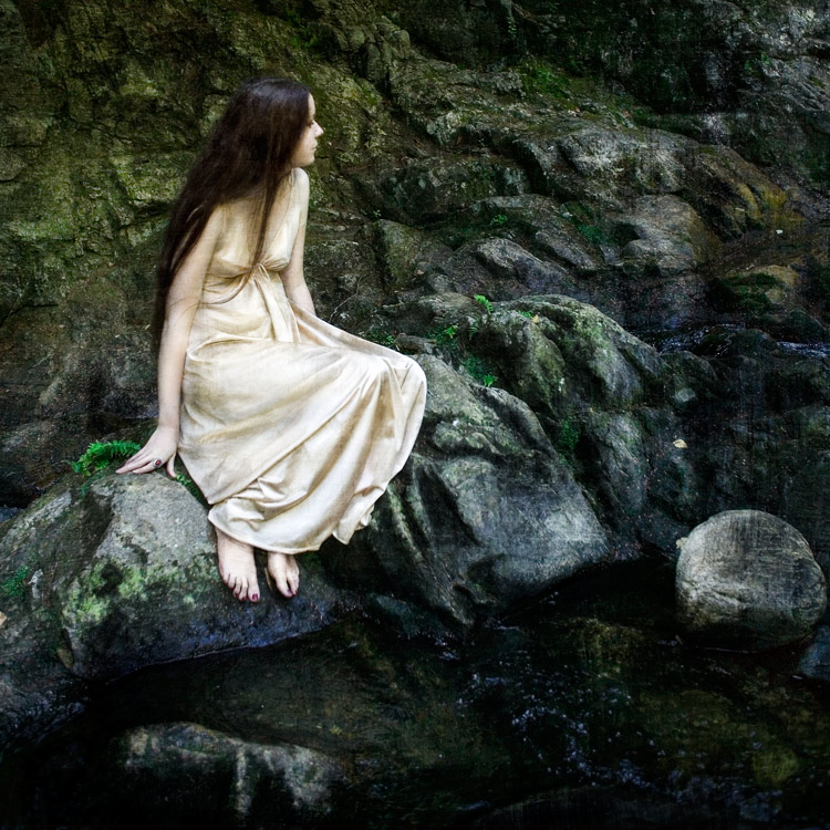 [2005] Sarah, Waterfall