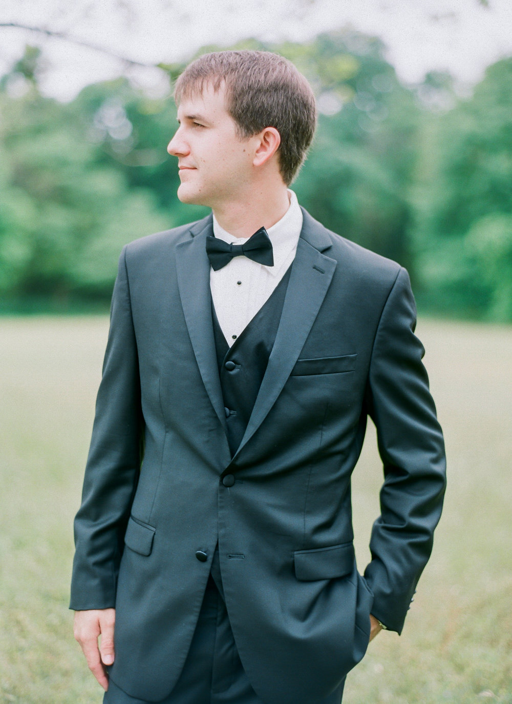 Groom | Fine Art Crestview Florida Wedding | Jennifer Blair Photography