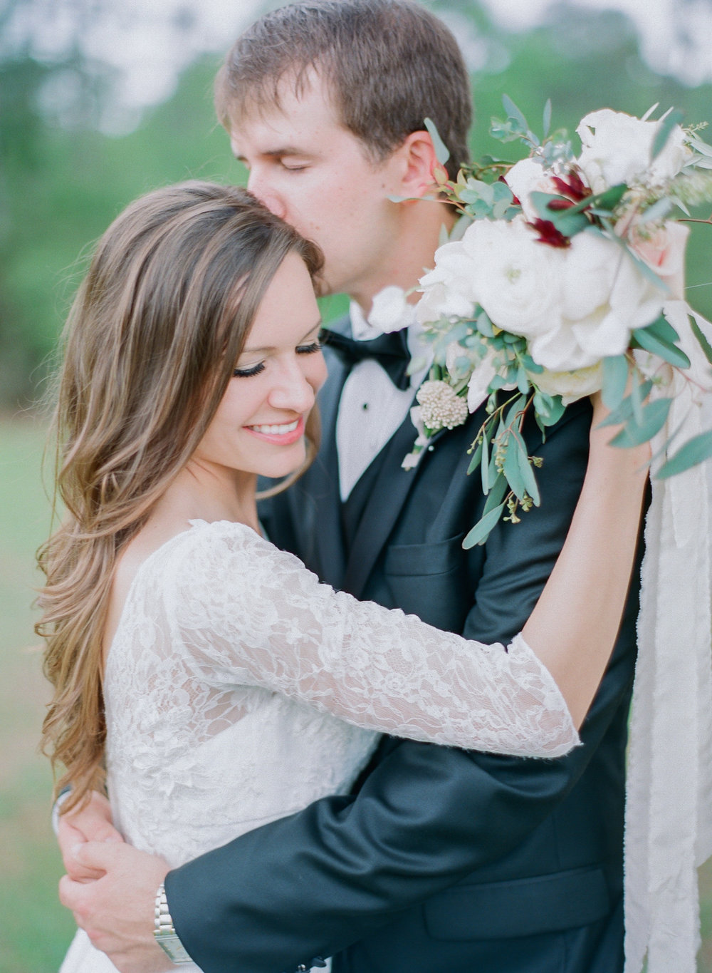 Kaylie B. Poplin Photography | Fine Art Crestview Florida Wedding | Jennifer Blair Photography