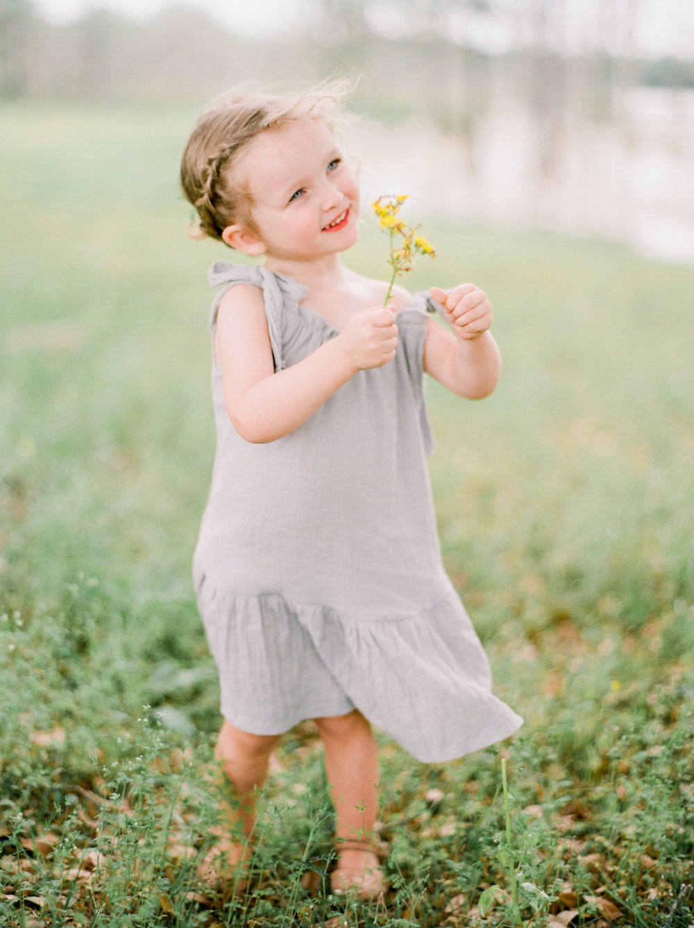 little-flower-girl