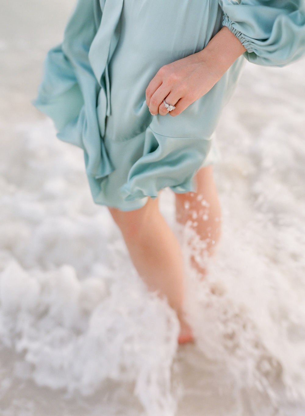 alys beach engagement