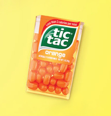 Tic Tac - Shake It Up