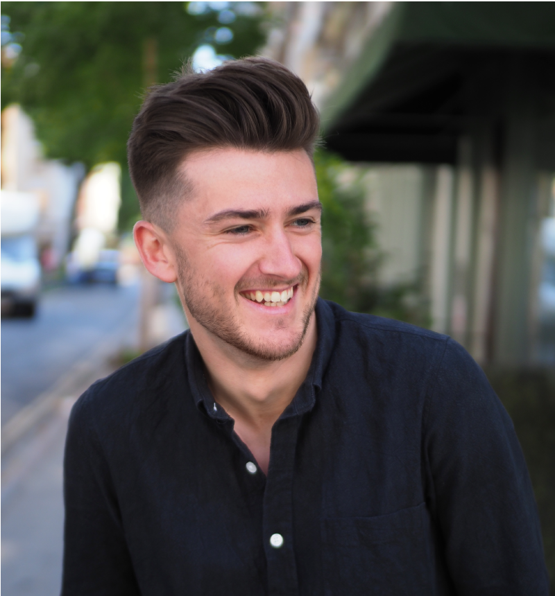 KIERAN RATCLIFFE  Account Executive