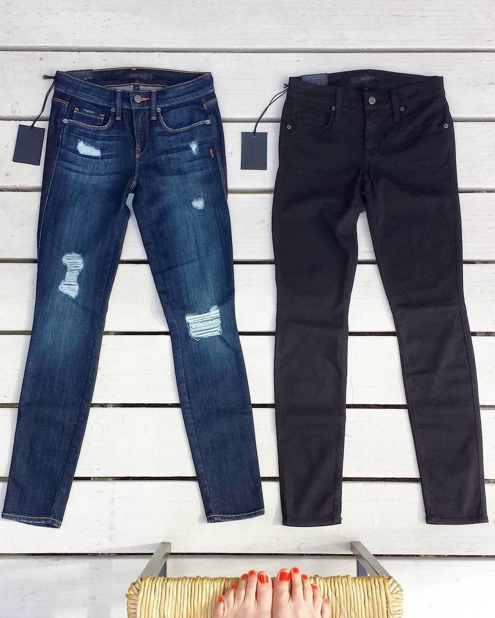 Genetics Jeans