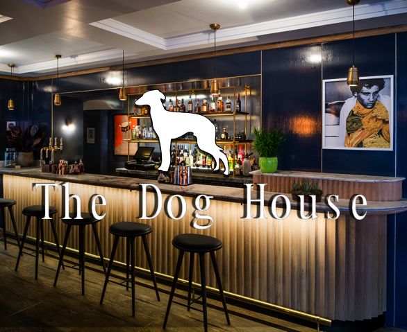 Tue - Sat | The Dog House | Total bill | 4 people max