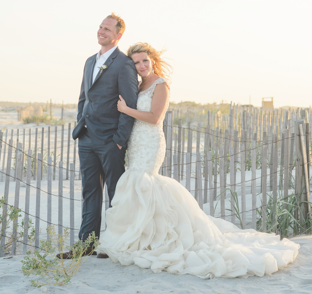 Sarah + Chris | Folly Beach