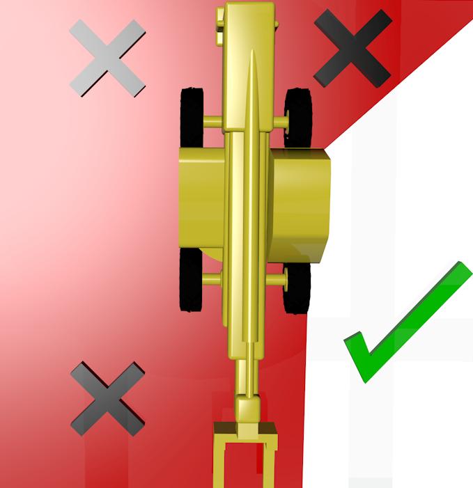 8 - Forklift Blind Spots