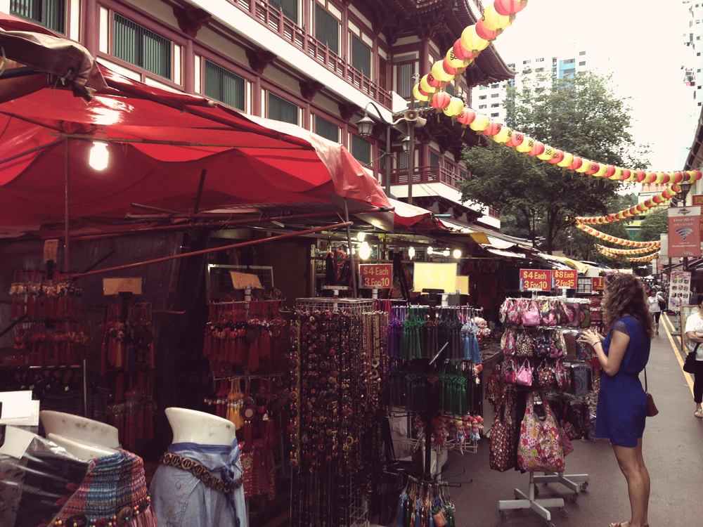 Stuff in Singapore