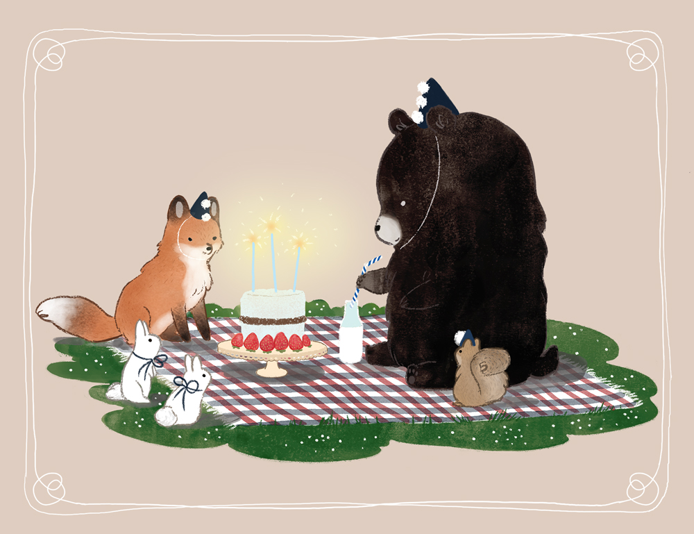 Bear's Birthday Party