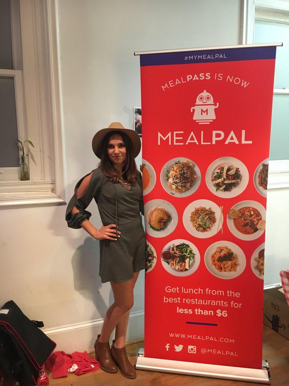 MealPal DC Lauch Event