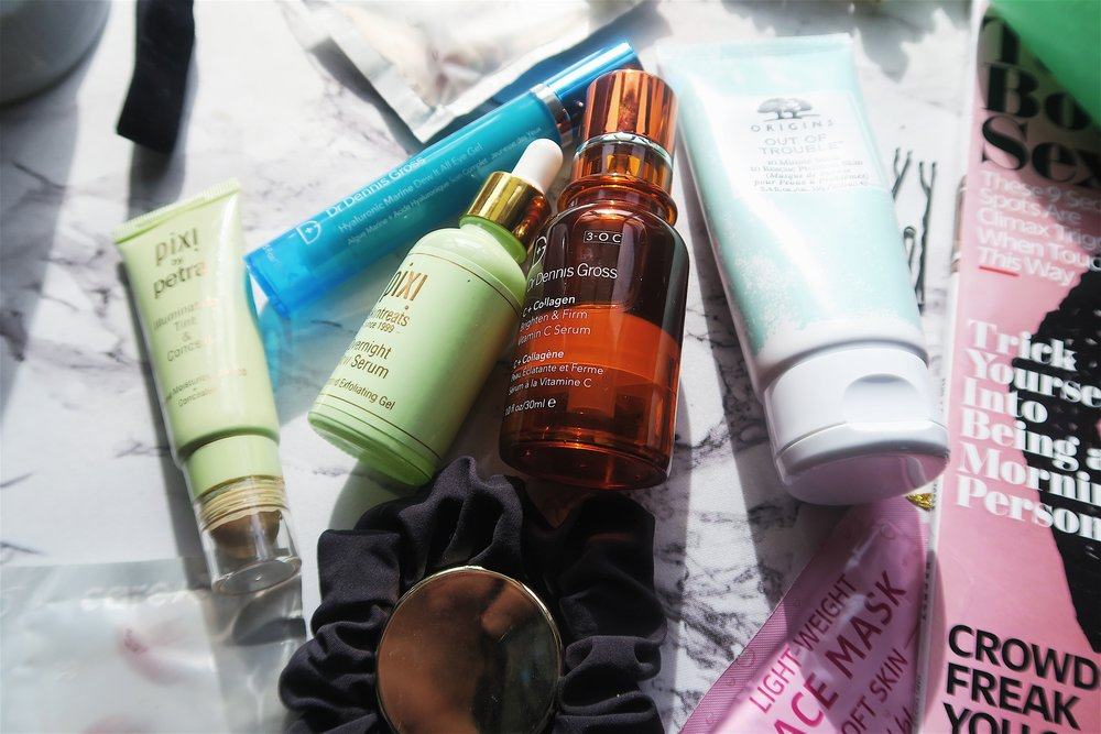 my everyday winter skincare routine -