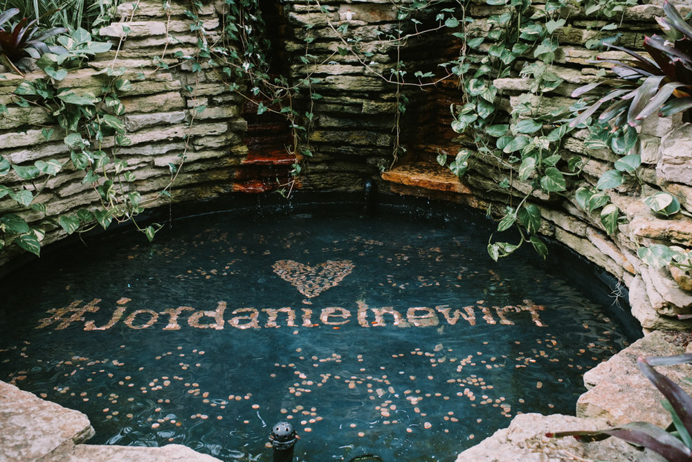 Heirloom Event Co. // Garfield Park Conservatory Wedding