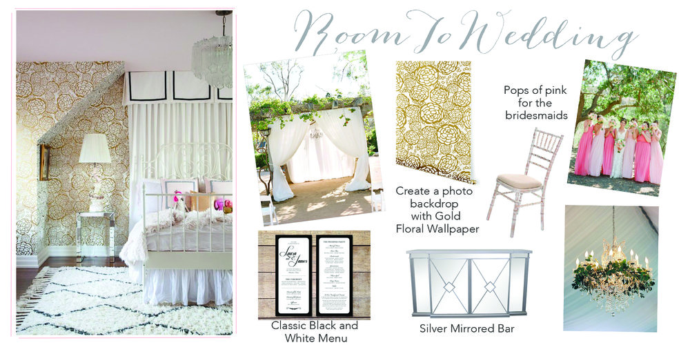 Heirloom Event Co. // Room to Wedding Vol III
