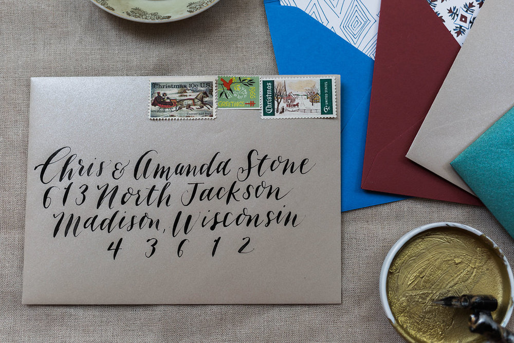 5 Ways to Personalize Your Wedding Paper // Guest Post By Four Hats Press for Heirloom Event Co.