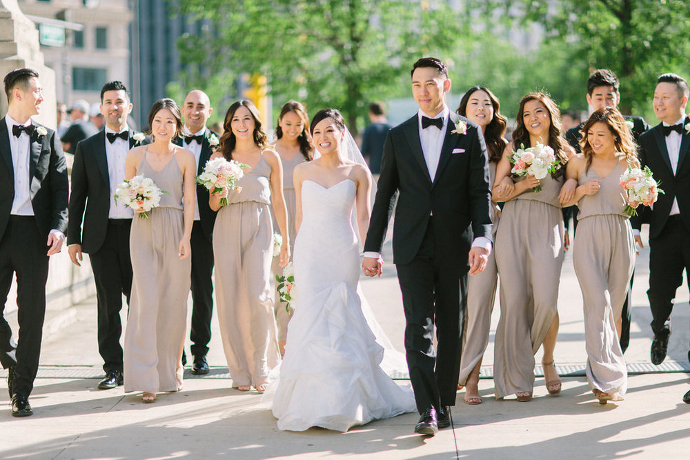 Heirloom Event Co. | Wyndham Chicago Riverfront