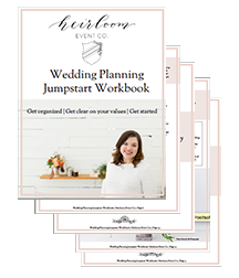 getting started help wedding planning system templates