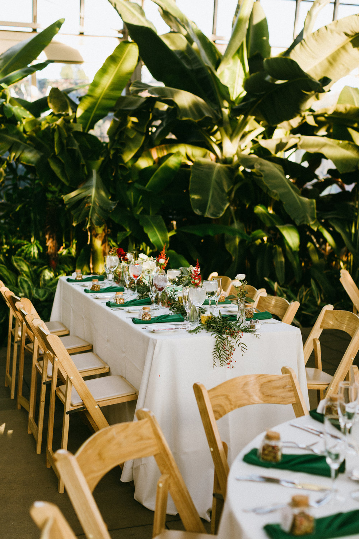 Heirloom Event Co. | Garfield Park Conservatory