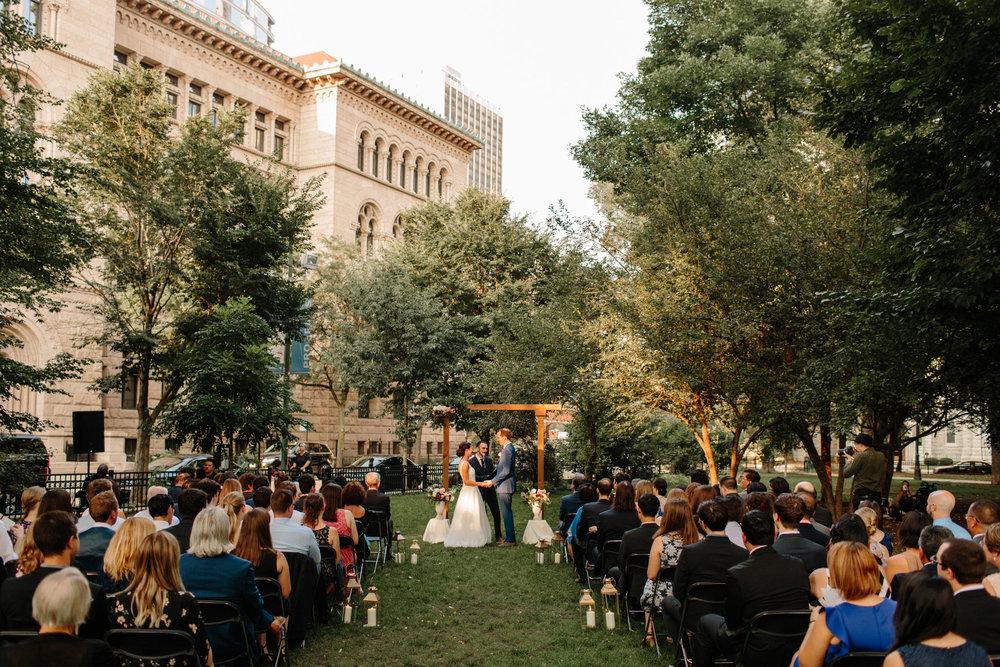 Heirloom Event Co. | Washington Square Park
